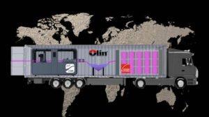 Mobil und vor Ort – Pultrusion ganz ohne Transport (Quelle: pullCUBE)